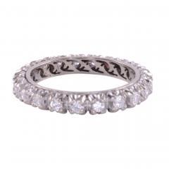 VS Diamond Platinum Eternity Band - 2080848