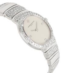 Vacheron Constantin Absolues 27036 PB Women s Watch in 18kt White Gold - 1365555