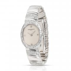 Vacheron Constantin Absolues 27036 PB Women s Watch in 18kt White Gold - 1365971