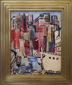 Vaclav Vytlacil Lower Manhattan  - 1254903
