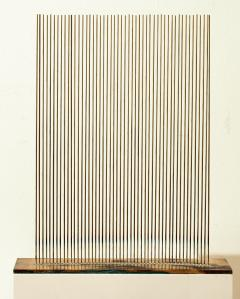 Val Bertoia 50 Rods on a Curve - 1253978