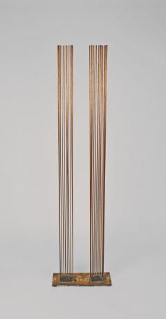 Val Bertoia Brass and Beryllium Copper Sonambinet Sounding Sculpture by Val Bertoia - 801203