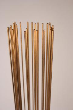 Val Bertoia Brass and Beryllium Copper Sonambinet Sounding Sculpture by Val Bertoia - 801206