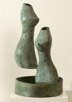 Val Bertoia Bronze Fountain - 1272633