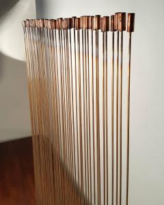 Val Bertoia Large Val Bertoia Sonambient Bronze and Copper Sound Sculpture - 481071