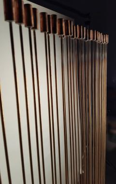 Val Bertoia Large Val Bertoia Sonambient Bronze and Copper Sound Sculpture - 481072