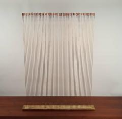 Val Bertoia Large Val Bertoia Sonambient Bronze and Copper Sound Sculpture - 481075