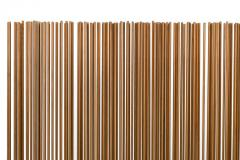Val Bertoia Linear Four Row Copper and Brass Sonambient Sculpture - 1223947