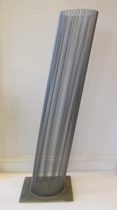 Val Bertoia Tube Shape Array with Steel Spokes  - 947047