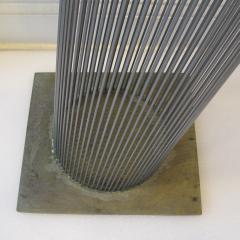 Val Bertoia Tube Shape Array with Steel Spokes  - 947050
