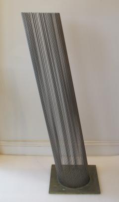 Val Bertoia Tube Shape Array with Steel Spokes  - 947051