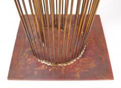 Val Bertoia Val Bertoia s Copper Rods Openning Sounds - 1262017
