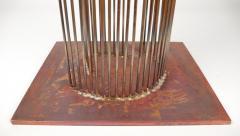 Val Bertoia Val Bertoia s Copper Rods Openning Sounds - 1262018