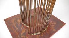 Val Bertoia Val Bertoia s Copper Rods Openning Sounds - 1262019
