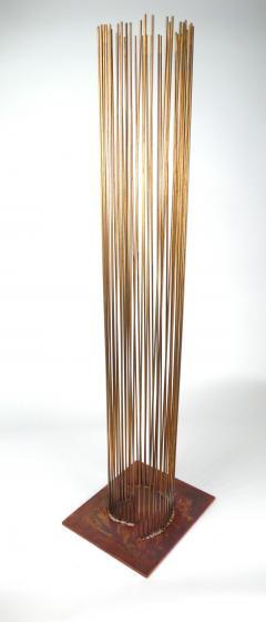 Val Bertoia Val Bertoia s Copper Rods Openning Sounds - 1262020