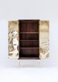 Valentin Loellmann Brass Cabinet - 1016981