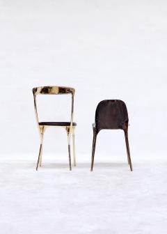 Valentin Loellmann Brass Chair - 1016992