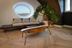 Valentin Loellmann Marble sofa - 1694119