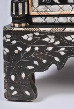 Valerie Wade Mother of pearl inlay tall boy - 743472