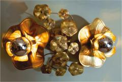 Valerie Wade Small double Lotus flower wall light - 828612