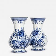 Vase DELFT hand made and painted - 2112615