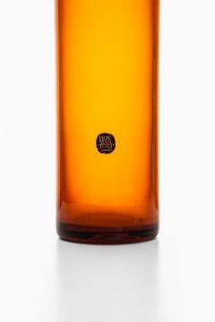 Vase Produced by Glas Tr Hovmantorp in Sweden - 1794436
