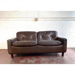 Vatne Mobler Vatne Mobler Leather Settee - 1682383