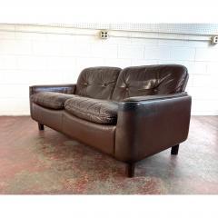 Vatne Mobler Vatne Mobler Leather Settee - 1682408