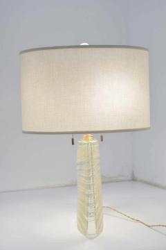 Vela Venetian Glass Lamp by Donghia - 1271762