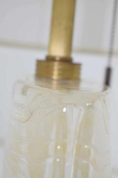 Vela Venetian Glass Lamp by Donghia - 1271763