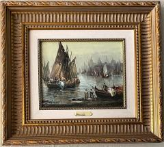 Venetians Painting by J R Stoler - 2132777