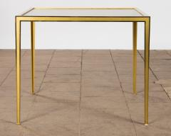 Vereinigte Werksta tten Golden Square Brass Coffee Table by Vereinigte Werkst tten 1960ies - 822392