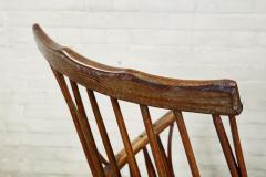 Vernacular Windsor Comb Back Chair - 1984445
