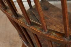 Vernacular Windsor Comb Back Chair - 1984446