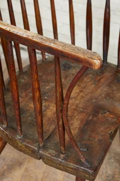 Vernacular Windsor Comb Back Chair - 1984447