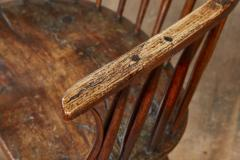 Vernacular Windsor Comb Back Chair - 1984449