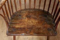 Vernacular Windsor Comb Back Chair - 1984451