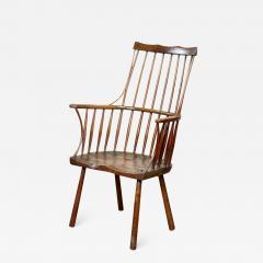 Vernacular Windsor Comb Back Chair - 1987757