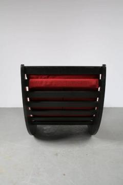 Verner Panton 1974s Rocking Chair by Verner Panton for Rosenthal Germany - 821426