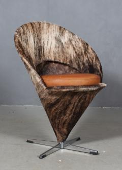 Verner Panton Verner Panton Cone Chair - 1954233
