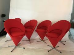 Verner Panton Verner Panton Cone Chairs - 912135