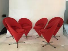 Verner Panton Verner Panton Cone Chairs - 912139