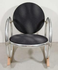 Verner Panton Verner Panton Dondolo for Ycami Rocking Chair - 704296