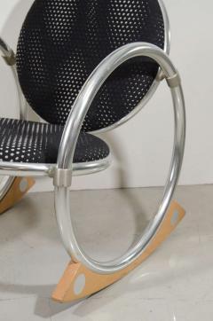 Verner Panton Verner Panton Dondolo for Ycami Rocking Chair - 704297