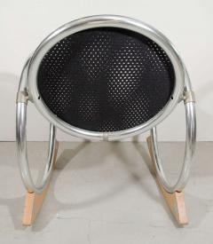 Verner Panton Verner Panton Dondolo for Ycami Rocking Chair - 704298