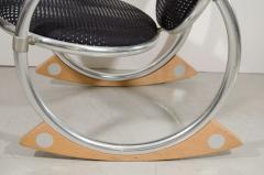 Verner Panton Verner Panton Dondolo for Ycami Rocking Chair - 704299