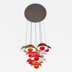 Verner Panton Verner Panton Flower Pot Hanging Lamp Manufactured by Louis Poulsen 1968 - 285147