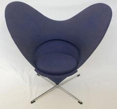Verner Panton Verner Panton Heart Chair - 174700