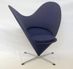 Verner Panton Verner Panton Heart Chair - 174703