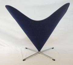 Verner Panton Verner Panton Heart Chair - 174705